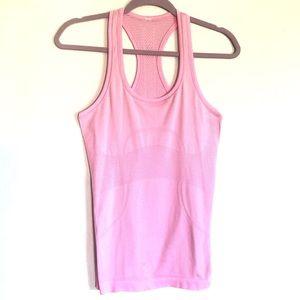 Lululemon Swiftly Tech Tank Bubblegum Pink 4